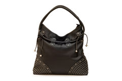 odosobniona torby kobieta Zdjęcie Royalty Free