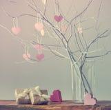 odosobnionego loga miłości przedmiota znaka drzewny warianta wektor Zdjęcia Royalty Free