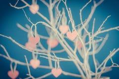 odosobnionego loga miłości przedmiota znaka drzewny warianta wektor Obraz Royalty Free