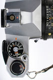 Odosobnionej kamery odgórny widok Obraz Stock