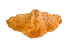 Odosobniony croissant Obraz Stock