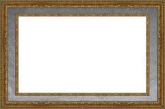Odosobniony, fotografii rama, obrazek rama Obraz Stock
