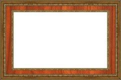 Odosobniony, fotografii rama, obrazek rama Obrazy Stock