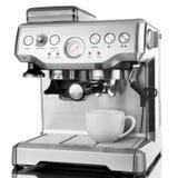 Odosobniony kawowy producent obrazy royalty free