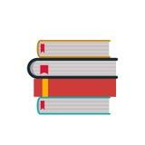 Odosobniony książka projekt ilustracji