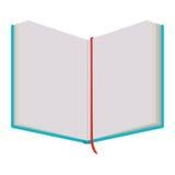 Odosobniony książkowy projekt ilustracji