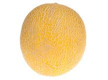 odosobniony melon Obrazy Stock