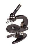 odosobniony mikroskop Zdjęcie Stock