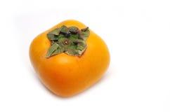 odosobniony persimmon Obraz Stock