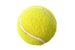 odosobniony piłka tenis fotografia stock