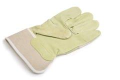 odosobniony rękawiczki działanie zdjęcia royalty free