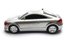 Odosobniony radiowy coupe samochód Fotografia Stock
