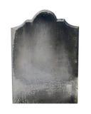 Odosobniony stary gravestone Obrazy Stock