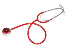 odosobniony stetoskop obrazy stock