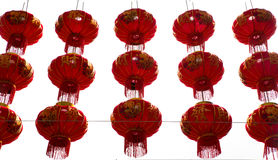 Odosobniony, tapetowy, Chinatown, dekoracja, fotografia szyldowa, ciepły, lampowy, chiński, czerwony, nowy, kultura, Zdjęcie Royalty Free