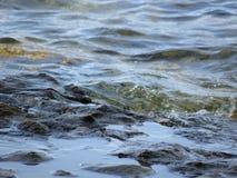 Odpływ i przypływ Zdjęcie Royalty Free