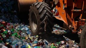 odpady zbiory wideo