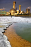 Odpady Toksyczne - Przemysłowy Zanieczyszczenie   Zdjęcie Stock