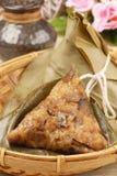 Odparowana ryżowa klucha Zdjęcie Stock