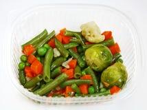 odparowani warzywa Zdjęcie Stock