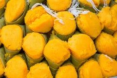 Cukrowej palmy tort Zdjęcia Stock