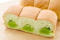 Odparowany custard chleb obrazy stock