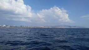 Odpoczynek morze Fotografia Royalty Free