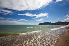 Odpoczynek w Crimea fotografia stock