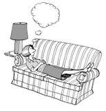 odpoczynkowa pracy ilustracji