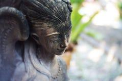Odpoczynkowa statua fotografia stock