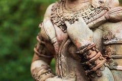 Odpoczynkowa statua zdjęcia royalty free