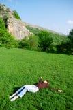 Odpoczywać Fotografia Stock
