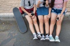 Odpoczywa nogi Obraz Stock