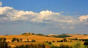 odpowiada Italy banatki Tuscany Obraz Stock
