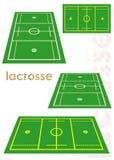 odpowiada lacrosse set Obraz Stock
