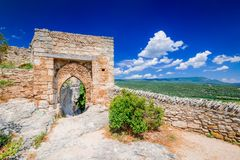 odpowiedni france Provence Fotografia Stock