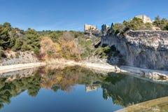 odpowiedni - Luberon, Provence, Francja - Obrazy Royalty Free