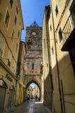 Odpowiedni (Provence, Francja,) zdjęcia stock
