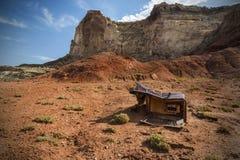 Odrzucająca chłodziarka w San Rafael pęcznieniu zdjęcie stock