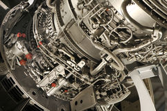odrzutowiec silnika Zdjęcie Royalty Free