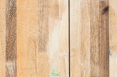 Odsłonięta drewniana ścienna powierzchowność, patchwork tworzy pięknego parkietowego drewno wzór surowy drewno Obrazy Royalty Free