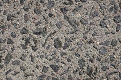 Odsłoniętego agregata betonu brukowy tło Obraz Stock
