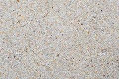 Odsłonięty łączny koniec lub myjąca betonowa tekstura zdjęcia stock