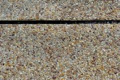 Odsłonięty łączny koniec na podłoga zdjęcia stock