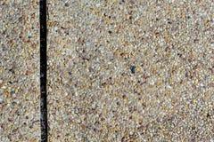 Odsłonięty łączny koniec na podłoga obraz stock
