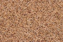 Odsłonięty agregata betonu tekstury tło Zdjęcie Royalty Free