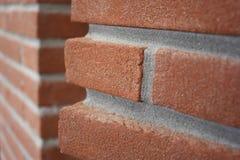 Odsłonięty brickwork Obraz Stock