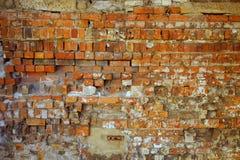 Odsłonięty xix wiek Brickwork, Sydney, Australia obraz royalty free
