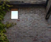Odsadzki okno Fotografia Stock