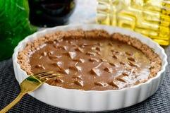 odseparowana marcepanowa czekolady pomarańczowej pasztetowa pistachio Obrazy Royalty Free
